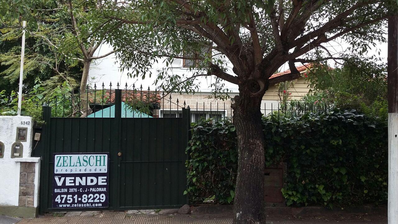 Ceibos chalet en venta en ciudad jardin lomas del palomar for Alquileres en ciudad jardin el palomar